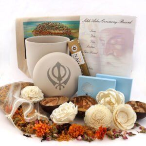 Sikh Ashes Ceremony Deluxe