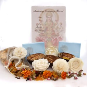 Hindu Ashes Puja Ceremony Accessories